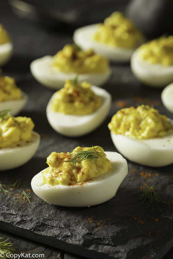 99 Deviled Egg Recipes.   Can you try all of them?