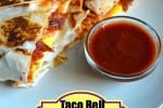 Taco Bell Breakfast Crunch Wrap