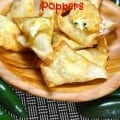 Wonton Jalapeno Poppers