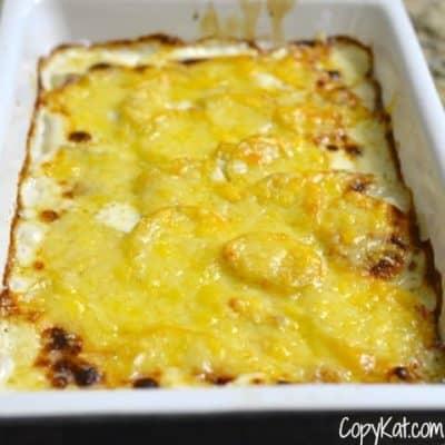 easy potato au gratin recipe