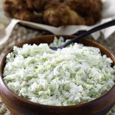 , Homemade Coleslaw – Learn to cook series