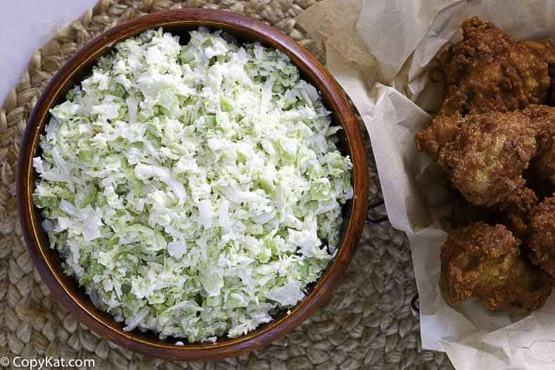 green cabbage coleslaw recipe