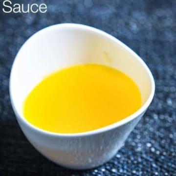 Better than Papa John's Garlic Dipping Sauce from Copykat.com