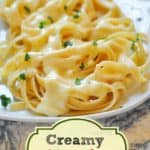 How to Make Creamy Alfredo Sauce from CopyKat.com