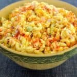 homemade macaroni salad from CopyKat.com