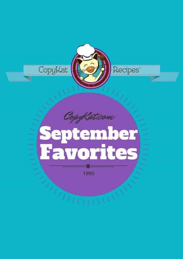 CopyKat_September_favorites