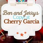 cherry garcia ice cream photo collage