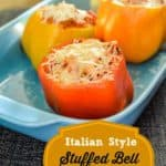 Stuffed Bell Peppers from CopyKat.com