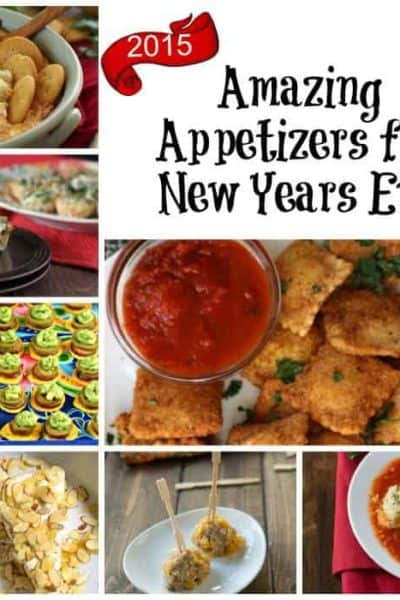 Amazing Appetizers from CopyKat.com
