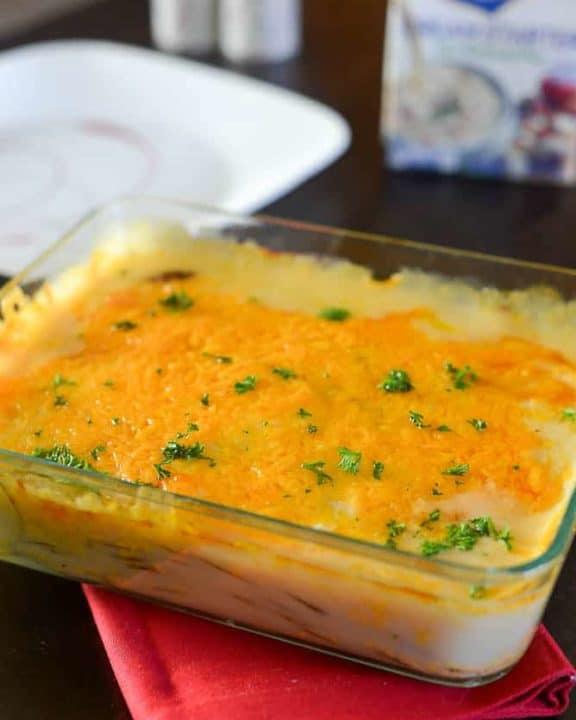 Low Fat Scalloped Potatoes