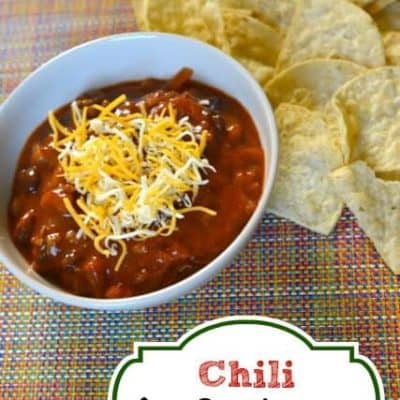 Chili for beginners from CopyKat.com