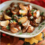 Easy Roasted Red Potatoes from CopyKat.com