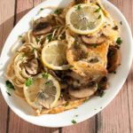 Cheesecake Factory Chicken Piccata from CopyKat.com