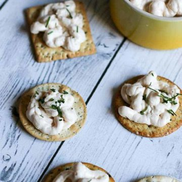 Try this Parmesan Cheese Spread from CopyKat.com
