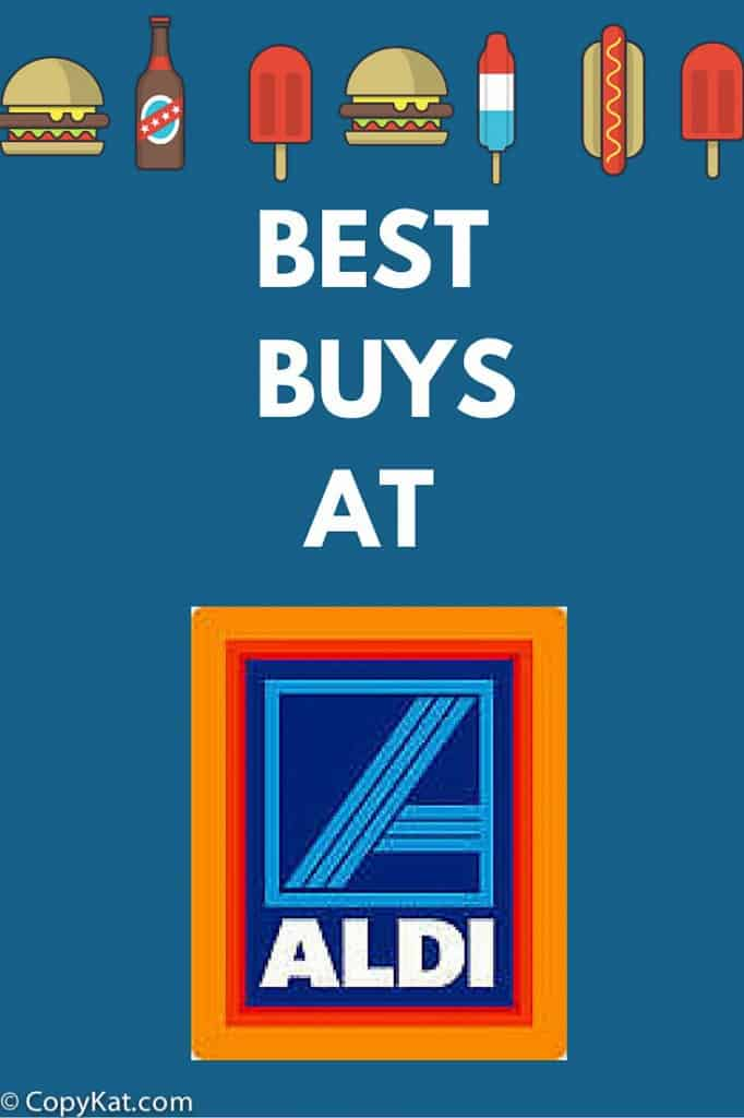 Best buys at Aldi from CopyKat.com