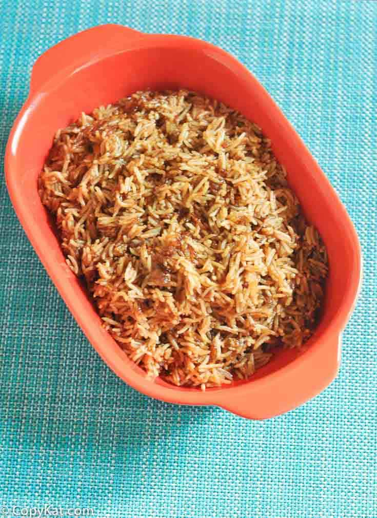 You can make this delicious stick of butter rice with this easy recipe.