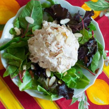 Chicken salad recipe from Jason's Deli