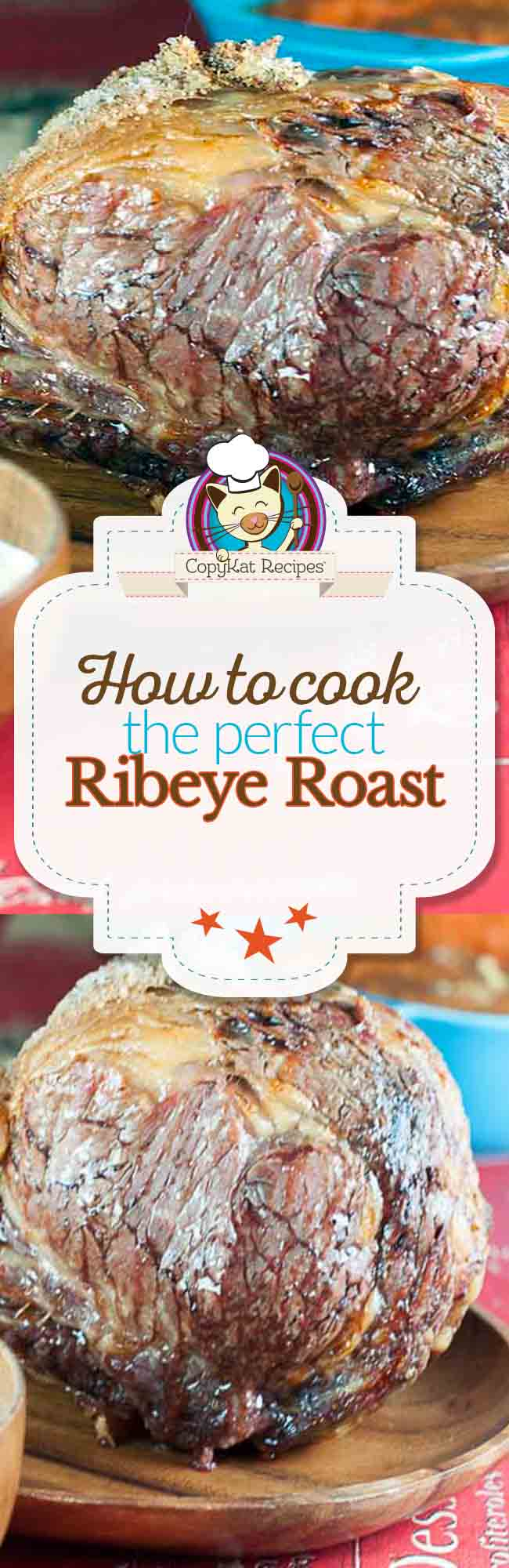 Learn how to cook the perfect ribeye roast.