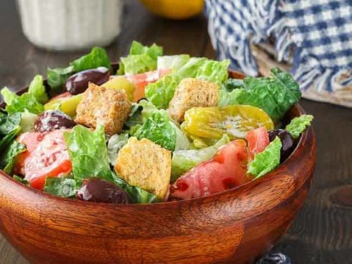 Olive Garden Salad Mix Recipe