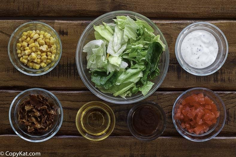 Wendys Salad Dressings