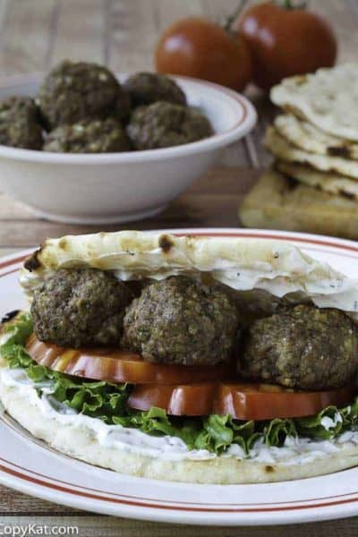 Homemade Greek meatballs have one special ingredient, you are going to love this recipe.