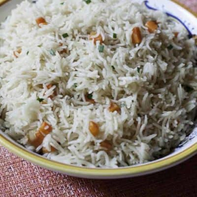 How to Make Easy Rice Pilaf