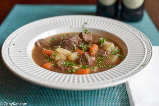 You can prepare delicious Irish Stew in your Instant Pot with this delicious recipe.