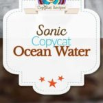 sonic ocean water photo collage