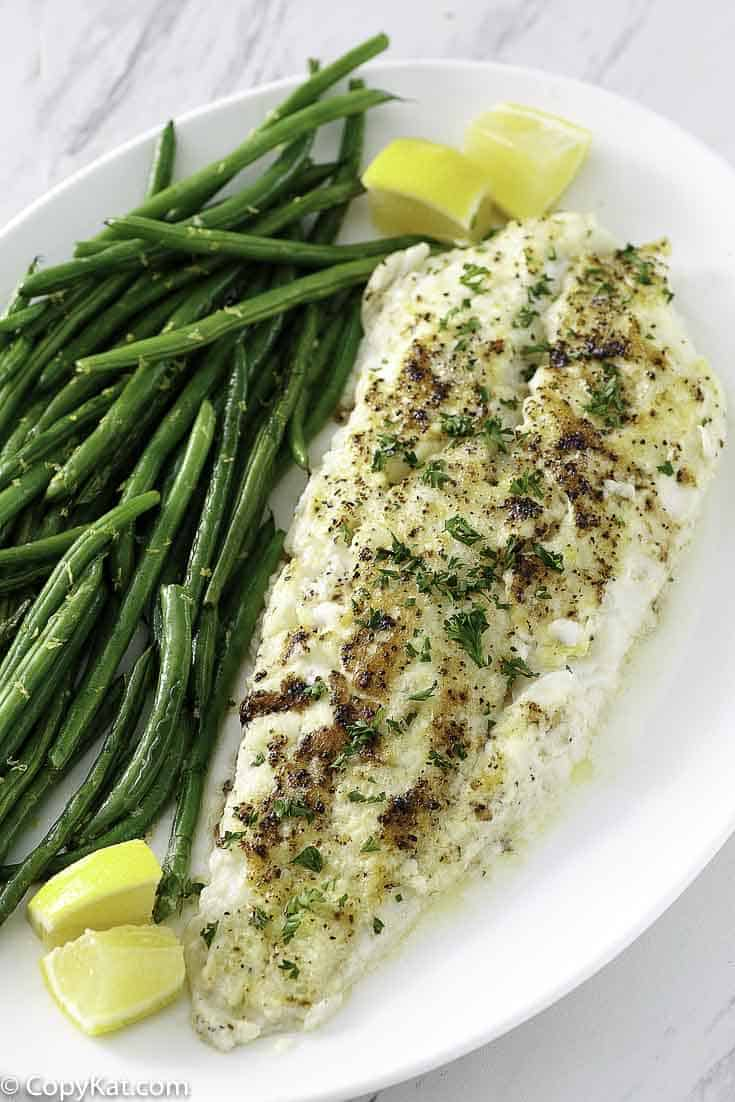Luby S Cafeteria Baked White Fish Copykat Recipes