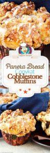 cobblestone muffins photo collage