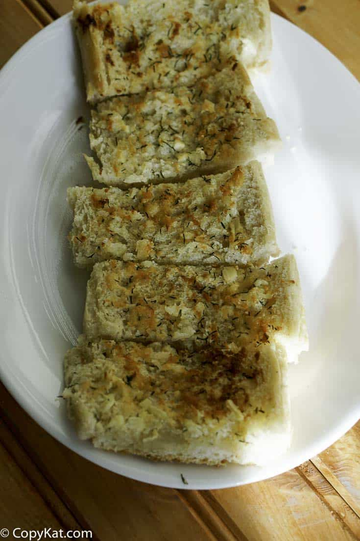 You can recreate the famous Commander's Palace Garlic Bread at home with this recipe.