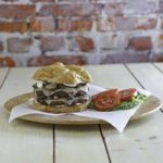 Recreate your own Copycat Smashburger Truffle Mushroom Swiss at home with this copycat recipe.