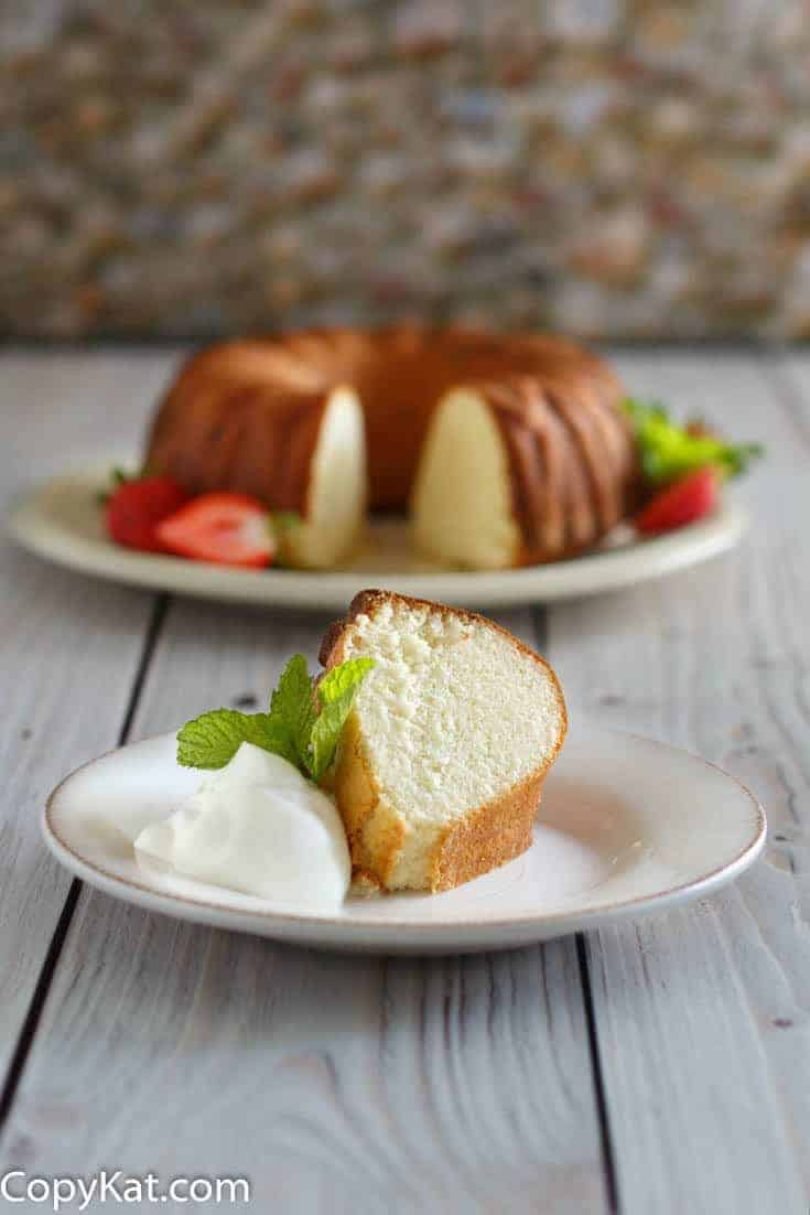 Easy to make Scandinavian Almond Cake from scratch.