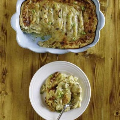 You can recreate Dickey's Barbecue Baked Potato Casserole at home. Its so delicious and so easy to make this one at home.
