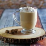 Recreate your favorite Starbucks Egg Nog Latte at home with this copycat recipe.