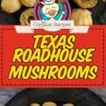 mushrooms that have been deep fried