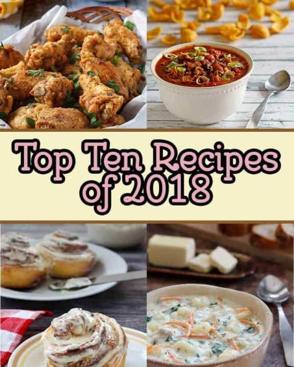 Check out the most popular recipes of CopyKat.com in 2018.