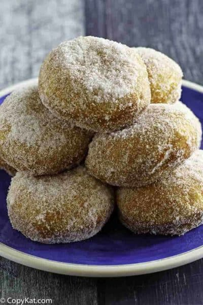 Create Chinese Buffet Style Donuts at home, it's easy to make them at home with this copycat recipe.