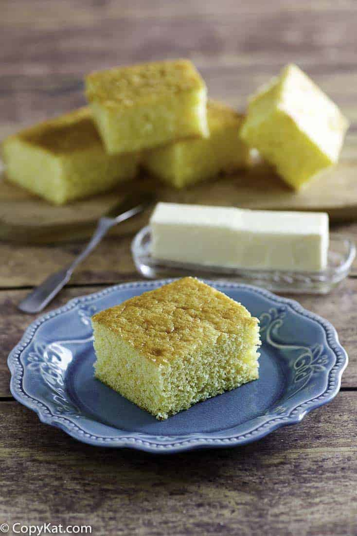 You can recreate the Boston Market Cornbread at home with this easy copycat recipe.