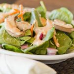 Japanese Salad Dressing is easy to make at home. Enjoy a Japanese Steakhouse Salad at home.