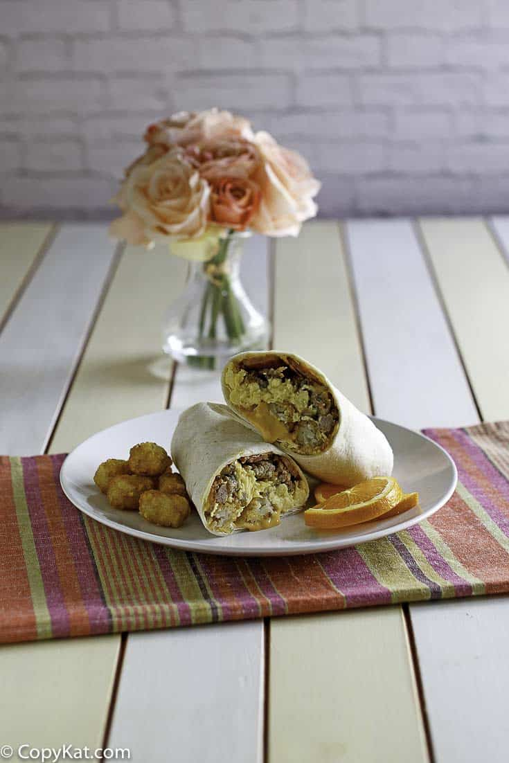 You can make the Sonic Ultimate Meat and Cheese Burrito at home with this copycat recipe.