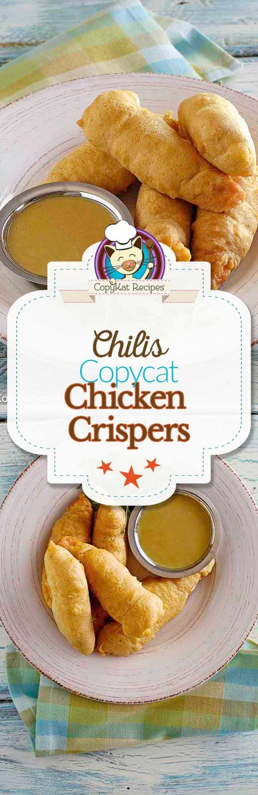 Recreate Chilis Chicken Crispers at home with this easy copycat recipe.