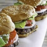 Make your own Burger King Whopper at home with this copycat recipe.