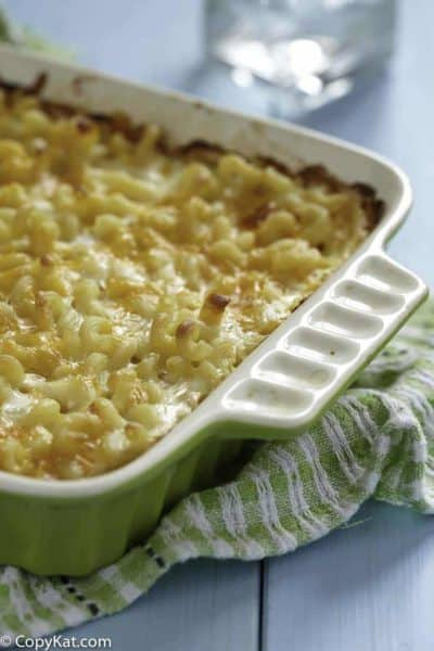 You can make a delicious baked Sweetie Pie Macaroni and Cheese recipe.
