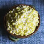 Brookville Hotel Cream Corn in an amazing recipe for creamed corn, you won't go back to canned corn after you try this recipe.