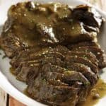 You are going to love easy it is to make a flavorful roast in your Instant Pot, this roast is so good, some say it is to die for. Your family will love this easy to make roast for dinner. #potroast #instantpot