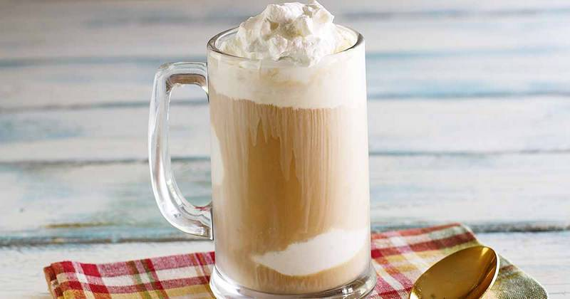 Homemade Chick Fil A Frosted Coffee