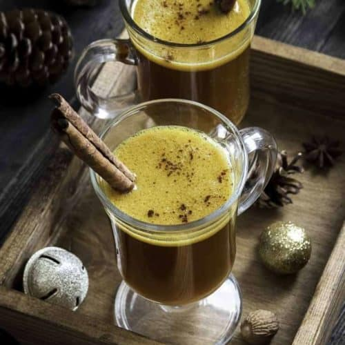 Hot Buttered Rum is the perfect drink to make during the holidays, it warms the heart and the soul.