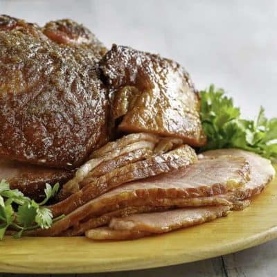 Learn how you can make a delicious Honebaked ham at home. Save a tun of money when you make this one at home.