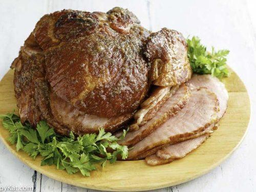 Honey Baked Ham like Honeybaked Ham Recipe